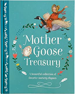 Mother Goose Treasury: A Beautiful Collection of Favorite Nursery Rhymes