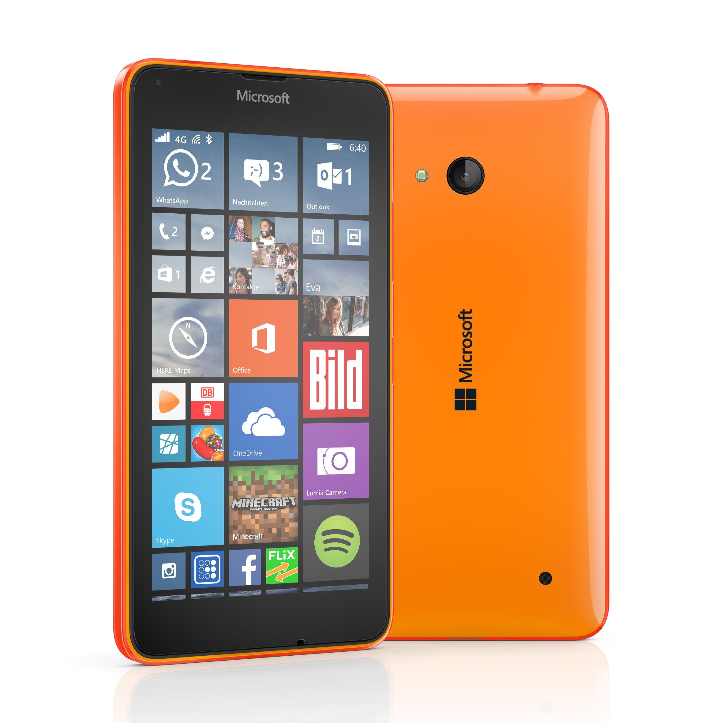 Microsoft Lumia 640 LTE - Smartphone libre Windows Phone (pantalla ...