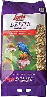 wild bird seed substrate