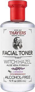 Thayers, Witch Hazel, Aloe Vera Formula, Alcohol Free Toner, Lavender, 345 ml