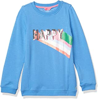 Joules Girl's Viola Pullover Sweater