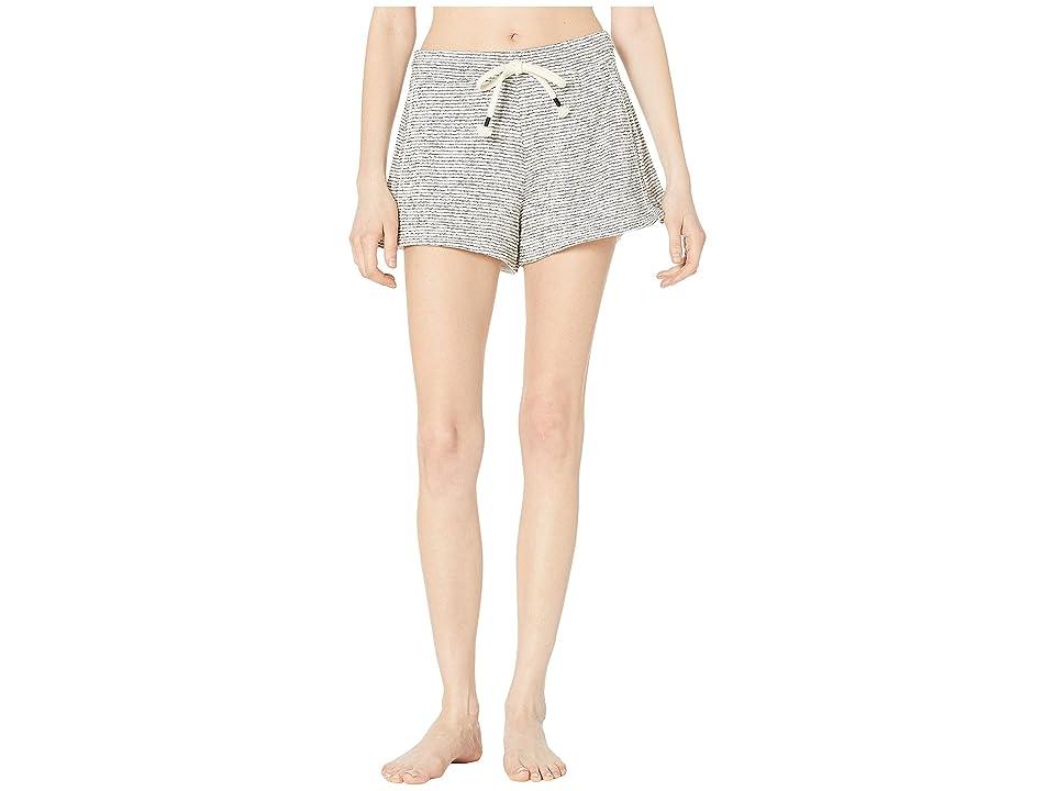 Skin Teegan Shorts (Black/White Stripe) Women