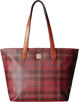 Dooney & Bourke - Tiverton Large Zip Shopper