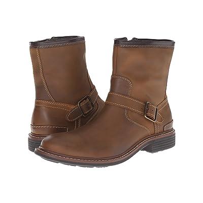Cole Haan Bryce Zip Boot (Partridge) Men
