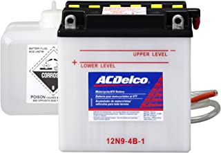 ACDelco AB12N94B1 Specialty Conventional Powersports JIS 12N9-4B-1 Battery