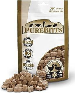 Purebites Chicken Breast & Duck For Cats, 1.12Oz / 32 G- Value Size