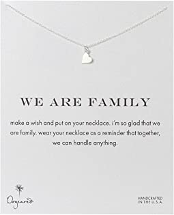 Dogeared - We Are Family Heart Reminder