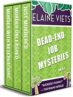 The Dead-End Job Mysteries: Volume 4-6 (English Edition)