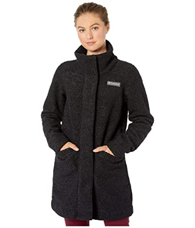 Columbia Panoramatm Long Jacket (Black) Women