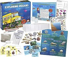 The Magic School Bus: Exploring Oceans