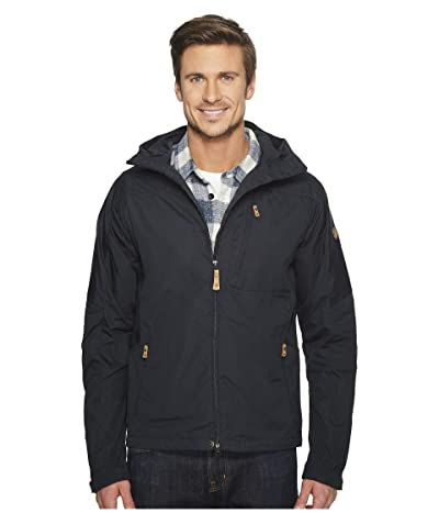 Fjallraven Sten Jacket (Dark Navy) Men
