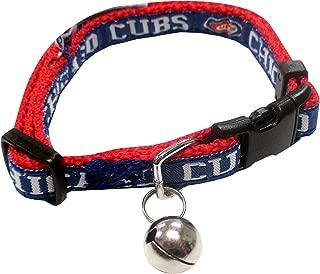 cubs cat collar