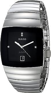 9e407e72b Rado R13777702 - Reloj para Hombres, Correa de cerámica Color Plateado