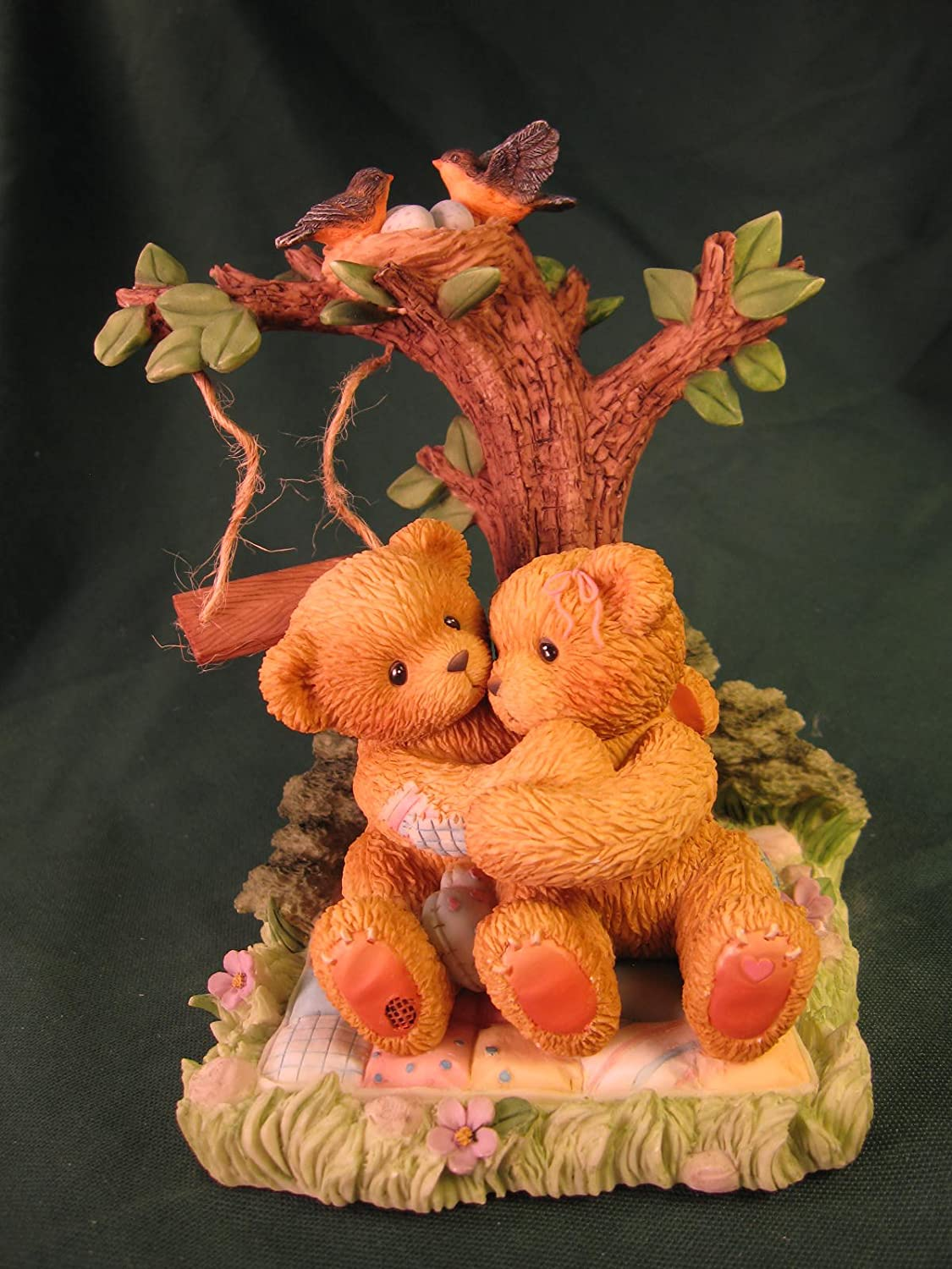 Cherished Teddies.......... Austin and Alma... Let Me Call You Sweetheart