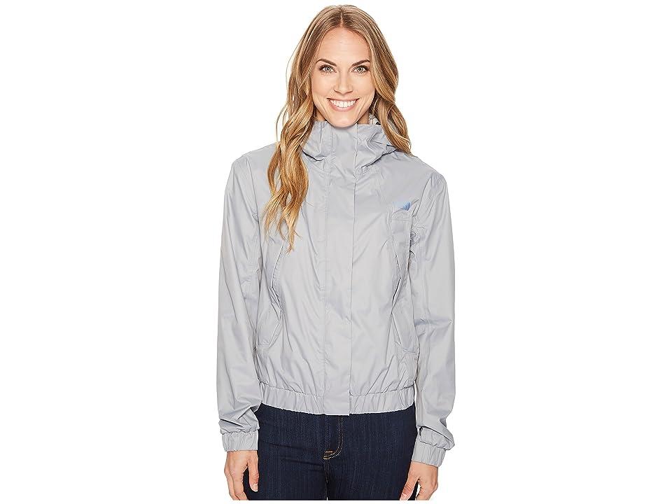 The North Face Precita Rain Jacket (Mid Grey) Women
