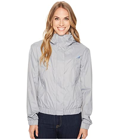 The North Face Precita Rain Jacket (Mid Grey) Women