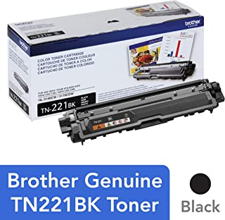 Cartucho Toner TN-221BK Preto Brother HL3140 MFC9330