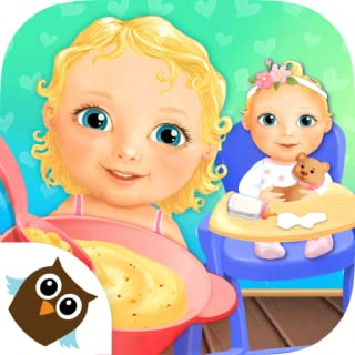 Sweet Baby Girl Dream House - Bath, Dress Up, Feed and Take Care of Little Baby Girl Alice, Bake a Cake and Play Birthday Party