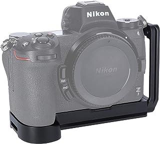 Rollei L-Bracket para Nikon Z6/Z7 compatible con L-Mount de aluminio de alta calidad con rosca de 174