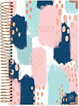HARDCOVER bloom daily planners 2020 Calendar Year Day Planner (January 2020 - December 2020) - Passion/Goal Organizer - Monthly & Weekly Inspirational Agenda Book - 6