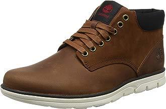 Timberland Bradstreet Leather Sensorflex, Zapatillas Chukka para Hombre