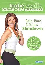 Leslie Sansone: Belly, Buns, & Thighs Slimdown – Walk Your Way Thin