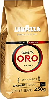 Lavazza Qualita Oro Coffee Beans, 250g