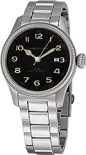 Hamilton Men's H60455133 Khaki Team Earth Black Dial Watch