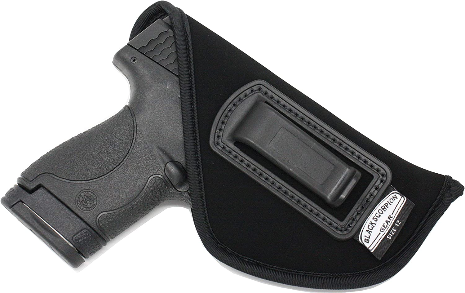 Super Max 77% OFF beauty product restock quality top Black Scorpion BSO01LTA Neoprene IWB USA - Inside Holster Made