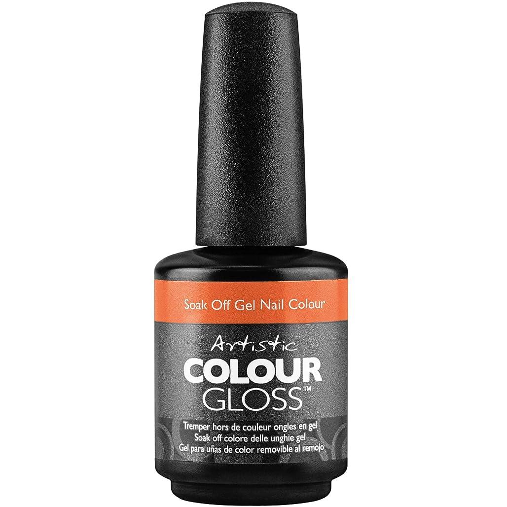 発症人間杖Artistic Colour Gloss - Summer Crushin' - 0.5oz / 15ml