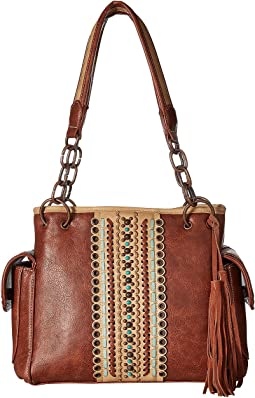 M&F Western Products Laney Doctor Bag (Brown) Bags 9qJVDrRng
