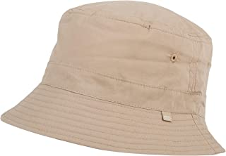 Unisex Adults Premium Cotton Bucket Sun Hat - Men Women Soft Retro Fashion Protective Cap - Perfect for Fishing, Hiking, C...