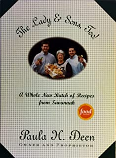 The Lady & Sons Savannah Country Cookbook Collection
