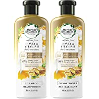 Herbal Essences Honey & Vitamin B Shampoo & Sulfate Free Conditioner Kit