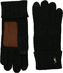Polo Ralph Lauren - Signature Merino Touch Gloves