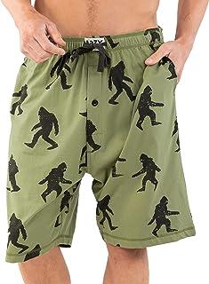 Pajama Shorts for Men, Men's Separate Bottoms, Cotton...