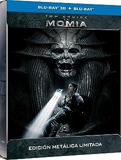 La Momia (2017) - Edición Especial Metal Limitada (BD 3D + BD) [Blu-ray]