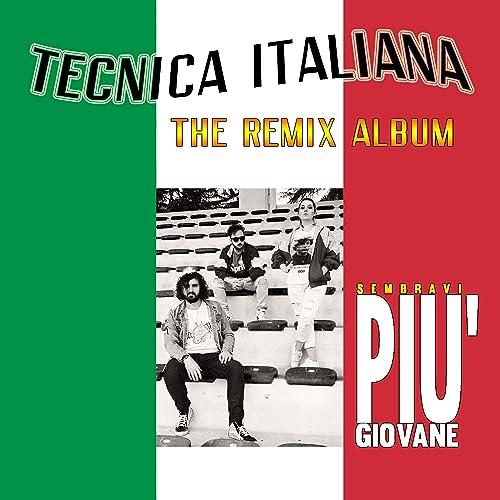 Amazon.com: Tecnica Italiana (The Remix Album): Sembravi più ...