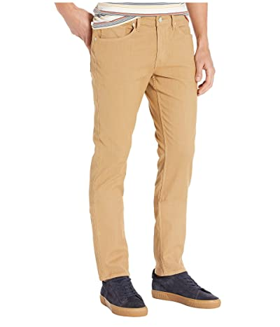 Hudson Jeans Blake Slim Straight Twill Jean (Tan) Men
