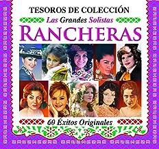 Las Grandes Solistas Rancheras Tesoros de Coleccion Varios Aristas Sony-514243