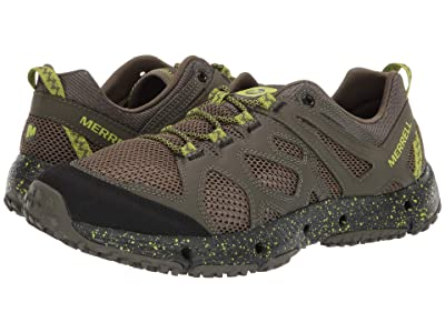 Merrell Hydrotrekker (Dusty Olive/Lime) Men