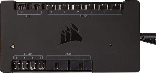 Corsair Commander Pro - Controlador de iluminación RGB y ventilador digital