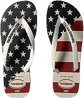 Havaianas - Top USA Flag Sandal