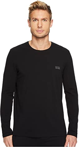 BOSS Hugo Boss - Long Sleeve Round Neck Shirt 10143871