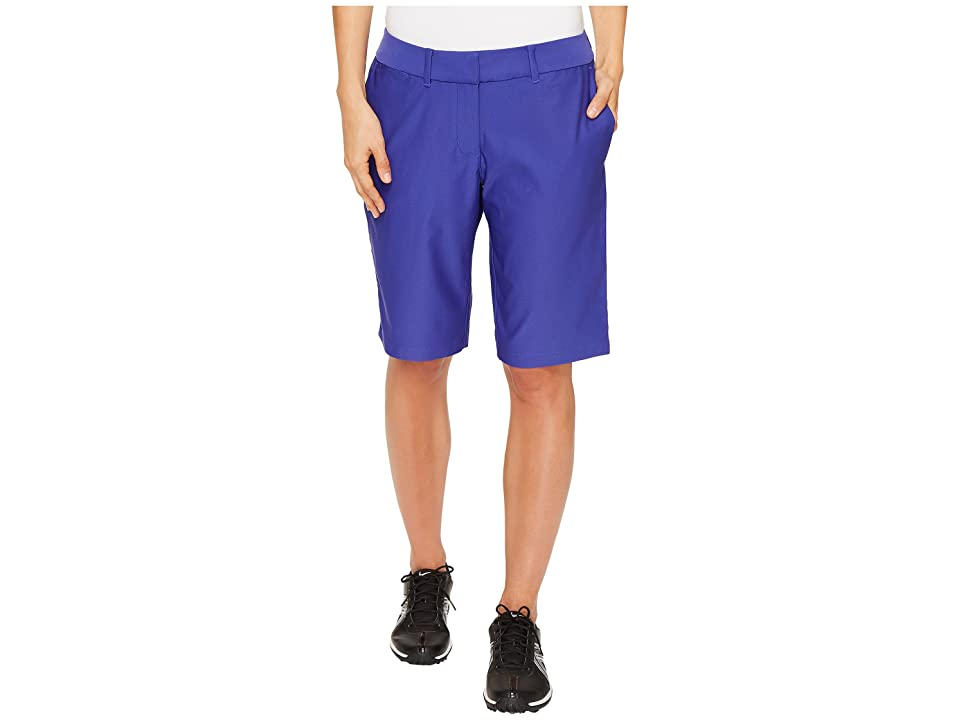 Nike Golf Bermuda Tournament Shorts (Deep Night/Deep Night) Women