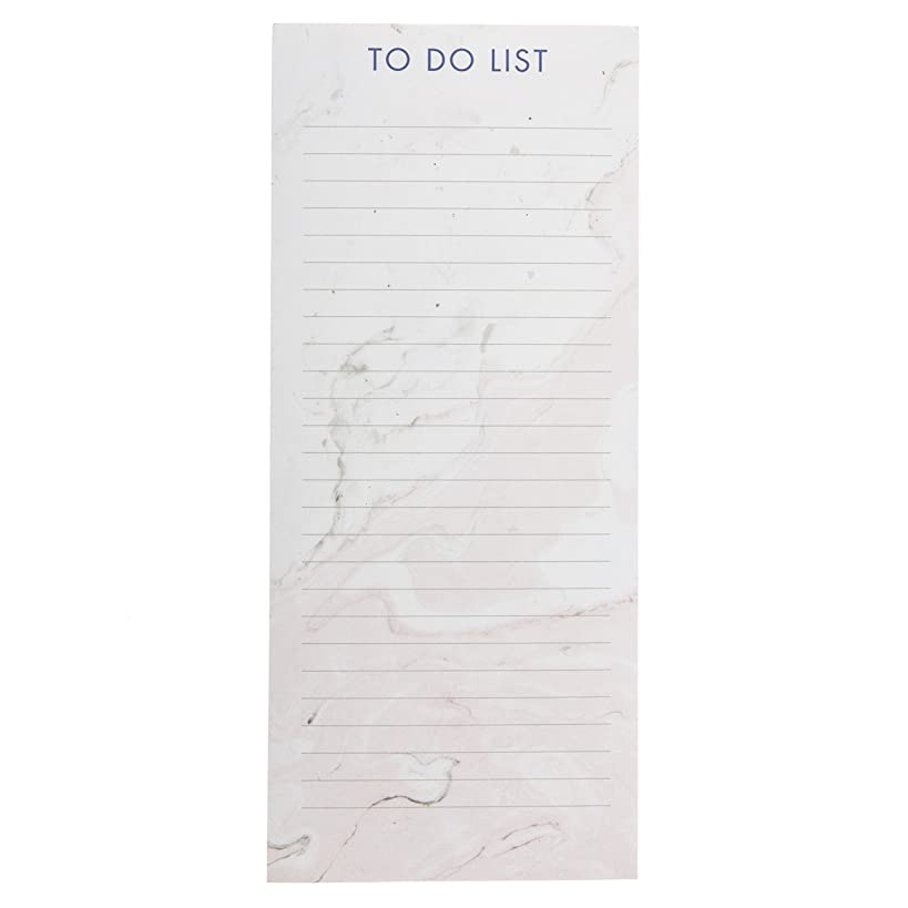 Graphique Pink Marble Magnetic Notepad (MP1213)