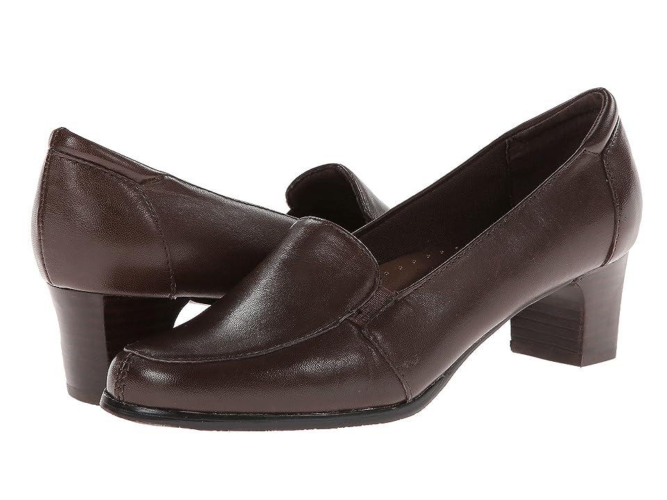 Trotters Gloria (Mocha Leather) Women