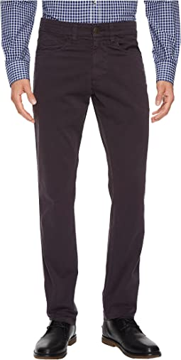 Compact Cotton Stretch Twill Five-Pocket