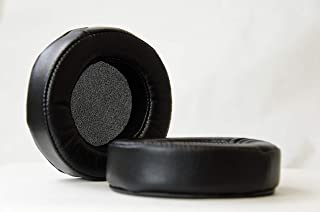Dekoni Audio Replacement Ear Pads Compatible with Beyerdynamic DT Series Headphones (Choice Leather)
