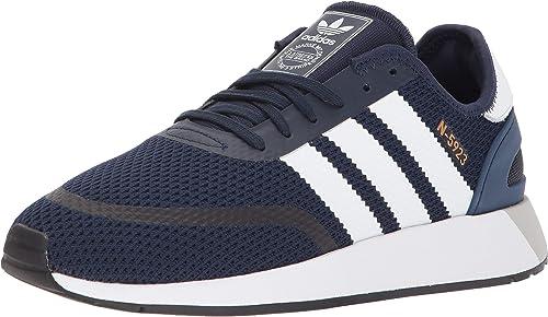 Adidas Men's Iniki Runner Cls, Collegiate Navy Weiß Core schwarz, 8.5 M US